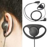 D shaped Handsfree
